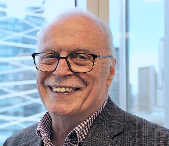 Photo of Chairman Paul Bates