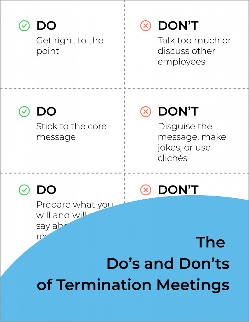 Document preview showing some of the do's and don'ts
